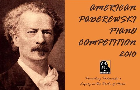 American Paderewski Piano Competition 2010
