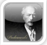 Paderewski by RosMedia iphone app