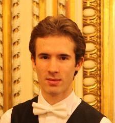 American Paderewski Piano Competition 2013 Mathis Zielinski