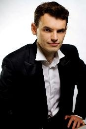 American Paderewski Piano Competition Adam Piotr Żukiewicz